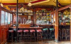 Our pub pilgrimage marks St Patrick's Day with a glass of the black stuff at   Kehoe's, Dublin