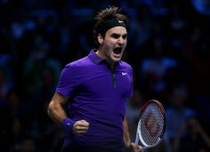 Roger Federer advanced to second round at Basel Tennis News, Sport Tennis, Roger Federer, Tennis Scores, Stan Wawrinka, Tennis World, Best Player, Football Players, Cool Photos