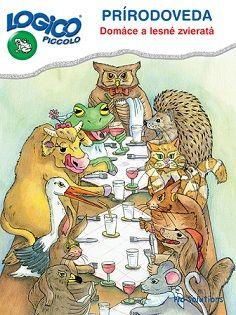 Vzdelávacia hra na poznávanie domácich a lesných zvierat.
