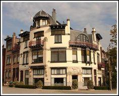 Arnhem House, Art Nouveau