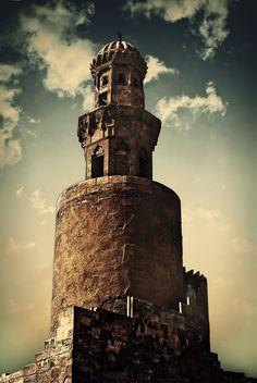 Spiral Minaret of Ibn Tulun Mosque