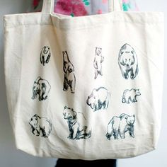 MAD -tote bag-