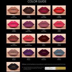 La Splash Cosmetics - Lip Couture. Liquid to Matte lipsticks