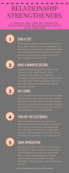 5 Relationship Tips To Strengthen Your Bond With Your Partner