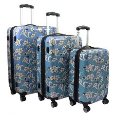 3 Piece Luggage Set   Wayfair