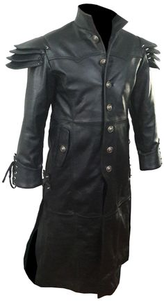 http://www.leatheraddicts.com/product/mens-real-black-leather-goth-matrix-trench-coat-steampunk-gothic-t24/