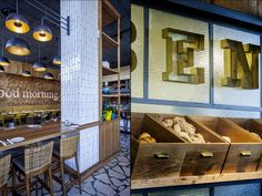 Benedict restaurant by Studio Yaron Tal » Retail Design Blog