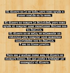 1000 images about frases on pinterest tes libros and hay - Cosas para atraer el dinero ...