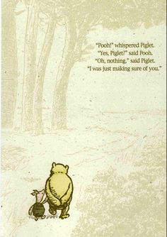 I love Winnie the Pooh cards and quotes. What are some of your favorite quotes by Winnie the Pooh? The how of Pooh? Pooh And Piglet Quotes, Winnie The Pooh Friends, Tao Of Pooh Quotes, Disneyland, Pooh Bear, Tigger, Disney Quotes, Cute Quotes, Inspirational Quotes