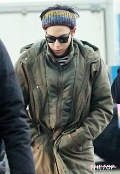 {PICS} 131209 TOP @ Incheon Airport going to New York Choi Seung Hyun, Rapper, Instyle Magazine, Cosmopolitan Magazine, Vip Bigbang, Go To New York, Kim Woo Bin, Airport Style, Airport Fashion