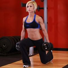 Important weight lifting exercises fitness