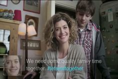 The beverage brand combines live tweets with pre-recorded spots in an effort to help people rediscover the happiness of eating meals togethe...