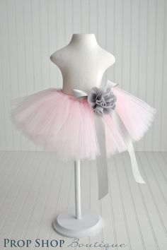 Pretty Primrose Tulle Skirt, Birthday, Special Occasion. $48.00, via Etsy.