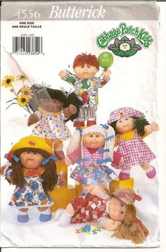 CABBAGE PATCH KIDS Clothes  14 inch  Clothing  by patternworld