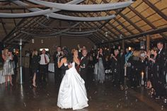 First Dance at the olive lapa, weddings are soooo romantic!
