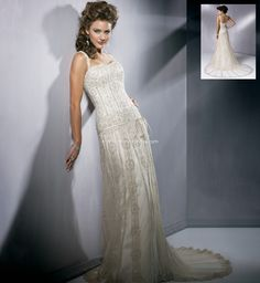 great gatsby bridal dresses | Maggie Sottero Wedding Dresses - Gatsby J1205