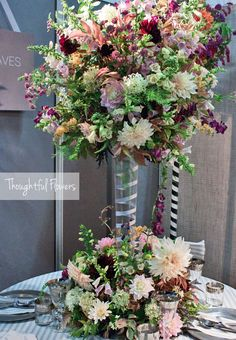 Thoughtful Flowers at Brides The Show – October 2013 | Flowerona