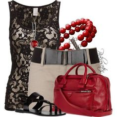 Womens Outfits Trends... find more women fashion on misspool.com