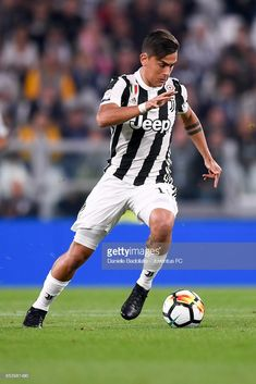 Paulo Dybala during the Serie A match between Juventus and Torino FC on September 23, 2017 in Turin, Italy.