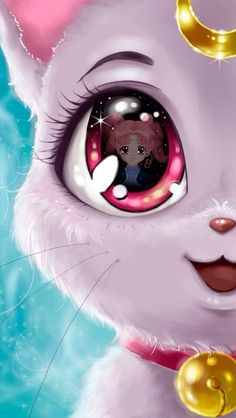 Funny anime wallpaper iphone Ideas for 2019 Sailor Moon Cat, Sailor Moom, Arte Sailor Moon, Sailor Moon Stars, Sailor Moon Fan Art, Sailor Moon Crystal, Cute Cat Wallpaper, Cute Disney Wallpaper, Cute Cartoon Wallpapers