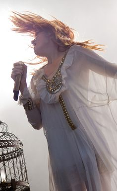 Florence + the Machine @ Primavera Sound 2010/
