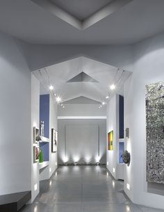 Modern Hallway, Colorful Hallway, Ultra Modern Hallway, Contemporary Hallway, Home Inspiration, Arizona Architecture, Nature Inspired Interior Ideas, Creative Decor, Desert Designs, Custom Home
