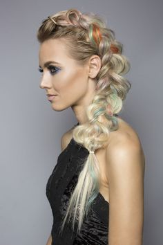Get the Look: The Edgy Dutch Braid | Beauty Launchpad