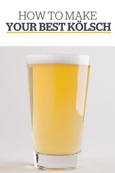 Our first release is a Cream Ale that uses kolsch yeast. Brewing Recipes, Homebrew Recipes, Beer Recipes, Drink Recipes, Brew Your Own Beer, Homemade Alcohol, Homemade Beer, Happy Drink, Brewing Equipment