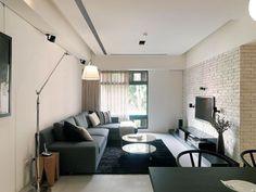 udn房市情報 - 居家設計 - 室內裝潢 - 復古文化石 造就無壓感舒適宅