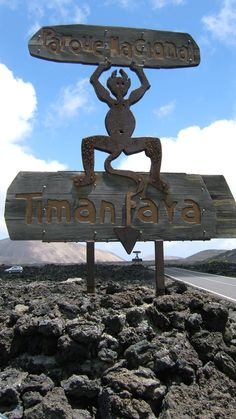 Timanfaya Park in Lanzarote. Such an amazing place to see!