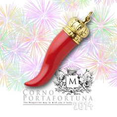 """Hi Guys, a #new #year is coming and today we want to give you a virtual present: a Corno Portafortuna, a tipical Neapolitan object. It looks #like a red chilli pepper.  It is actually a horn, or """"corno"""", designed to bring good #luck . Have a nice #2014 !!!  https://www.facebook.com/photo.php?fbid=465991446838055&set=a.116611208442749.16094.102177633219440&type=1&theater  #Lebanon #Beirut #Achrafyeh #Gemmayzhe #Sin El Fil #Dbayeh #Jounieh"""