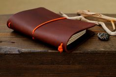 Leather Notebooks Cover Moleskine Cover Daily by 22THEPORTALL