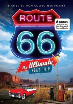 Route 66:The Ultimate Road Trip