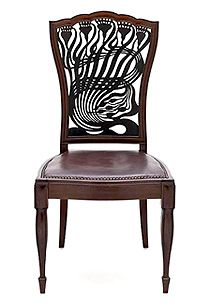 Iconic Art Nouveau Chair