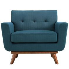 """""""Azure Engage Armchair"""" Click here! http://www.arturbane.com/collections/furnishing-1/products/azure-engage-armchair #home #decor #chair $615"""