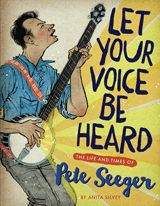 Pete Seeger was an internationally honored folk musician and political radical who devoted his life to furthering humanitarian causes and getting people to sing. This biography traces his musical career, including the period when he was blacklisted by the House Committee on Un-American Activities, and the growth of his conviction that freedom and justice had to be defended and that the power of song could be used to fight back when these ideals were threatened.