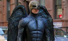 From Batman To Birdman: Michael Keaton Plays Has-Been Superhero Birdman (Video)