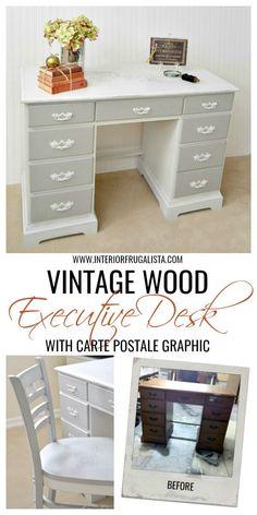 8 delightful diy wooden desk images office furniture office home rh pinterest com