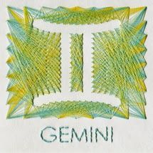 Horoscope Forecast 2016 : Gemini 2016 Horoscope Gemini Zodiac, Horoscope Signs, Zodiac Signs, Horoscopes, Hand Stitching, Art Projects, Finding Yourself, Weaving, Art