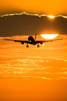 ainda vou voar nas nuvens………………… com a velocidade de um pássaro gigante.
