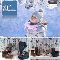 Para estos días tan fríos, un buen abrigo, gorro, guantes, bufanda y...para tener los pies bien protegidos, calcetines de lana y calzado bien calentito. Los pies son la base de nuestro cuerpo y mantenerlos calientes durante el invierno es de vital importancia!!! ¿Estas preparada para la bajada de temperatura?  #️⃣ #elsomni #cardedeu #frio #muchofrio #bajada #temperatura #pies #calentitos #rebajas #sales