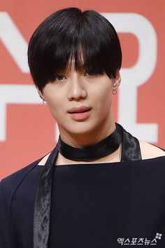 160722 Taemin @ Conferencia de prensa 'Hit the Stage'.