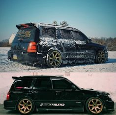 radracerblog: Subaru Forester STi sf5@thewaterguru