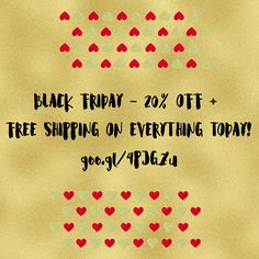 BLACK FRIDAY - 20% OFF + FREE SHIPPING ON EVERYTHING TODAY! #BlackFriday #sale #deals #bestdeals #discount #coupons #buygifts #gifts #giftideas #giftforher #giftforhim #Thanksgiving #deal #holiday #CyberMonday #DealsWeek #decor #interior #art #accessories #beautiful #lovely #trend #trendy #holidayshopping #Christmas #Xmas #specialoffer #freeshipping