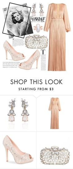 """""""Judy Garland"""" by chey-love ❤ liked on Polyvore featuring Maria Lucia Hohan, Lauren Lorraine, Natasha Couture and Roberto Coin"""