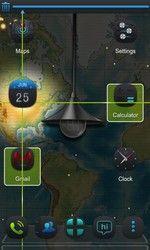 Magic Light Next Launcher 3D