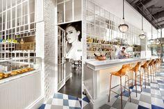 Her Majesty's Pleasure Café & juice bar, salon & nail bar, boutique & full bar in Toronto / Canada