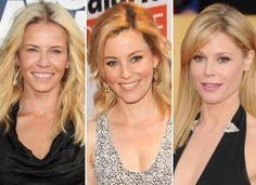 Chelsea Handler, Elizabeth Banks, Julie Bowen