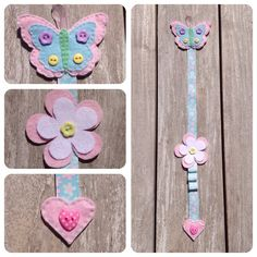 Hair clip and accessory holder - The Supermums Craft Fair