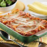 Quick And Easy No-Boil Lasagna by @mytexaslife